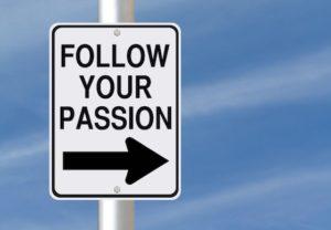 Volg je passie maar wees realistisch