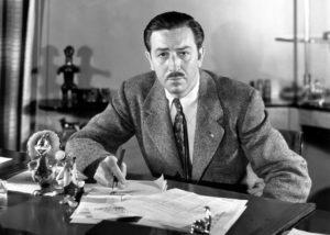 Walt Disney - dé beroemdste Amerikaanse stemacteur